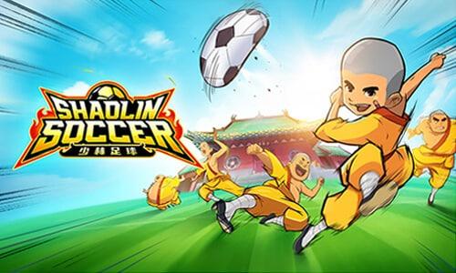 เกมสล็อต Shaolin Soccer